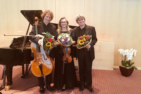 20 Jahre Schweizer Klaviertrio