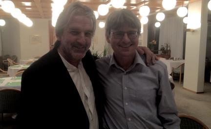 Barry Douglas und Martin Lucas Staub