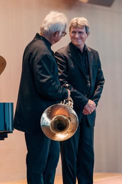 Bruno Schneider und Martin Lucas Staub