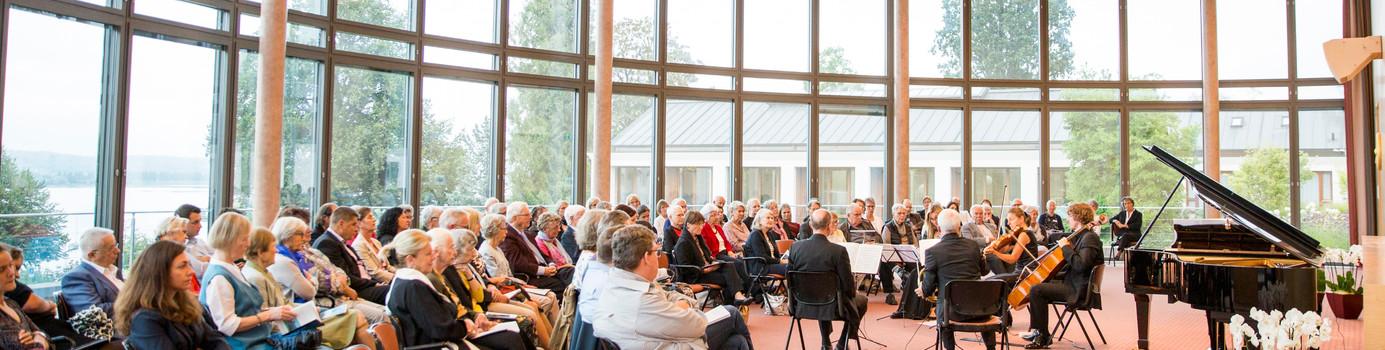 Konzertsaal Lilienberg Zentrum