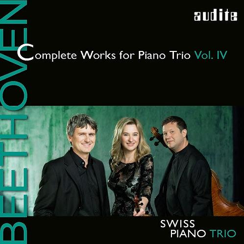 Beethoven, Trios Vol. IV