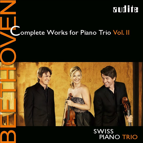Beethoven, Trios Vol. II
