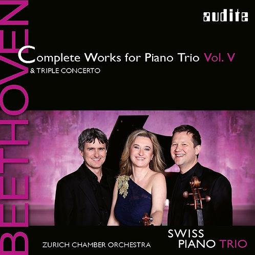 Beethoven, Trios Vol. V