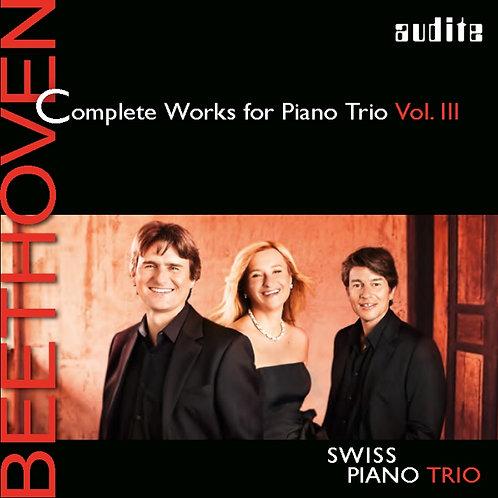 Beethoven, Trios Vol. III