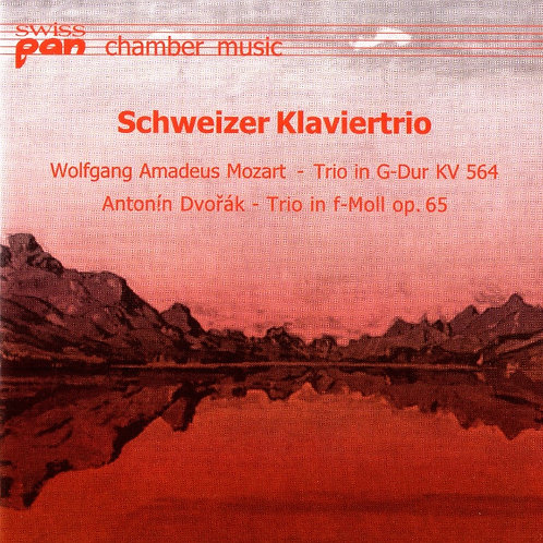 Mozart, Dvorak - Piano Trios