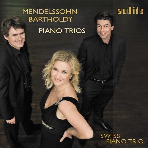 Mendelssohn, Piano Trios op. 49 & 66