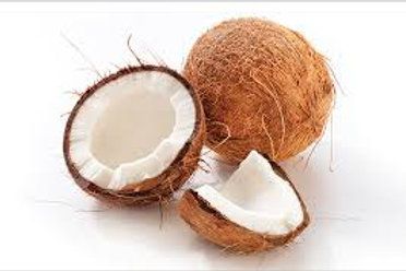 Coconut Italian Shaved Ice