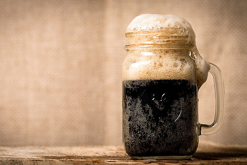 Root Beer Italian Shaved Ice