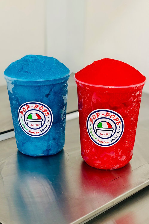 Variety Pack (2 Quarts) of Italian Shaved Ice