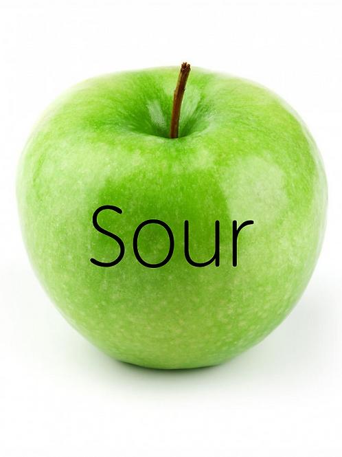Sour Apple Italian Shaved Ice