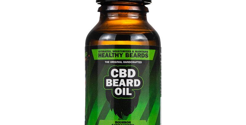 CBD-Beard Oil
