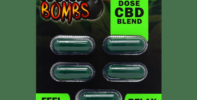 CBD Capsules 5-Count