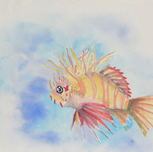 """Something Fishy"""