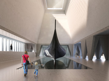 PURCHASE OF COMPETITION ENTRY FOR VIKING MUSEUM