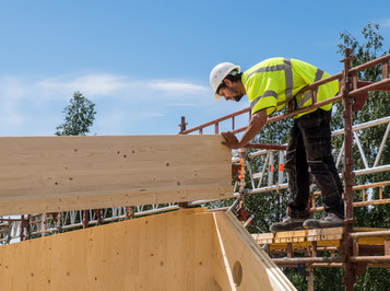 TOPPING OUT HOUSING FOR YOUTH