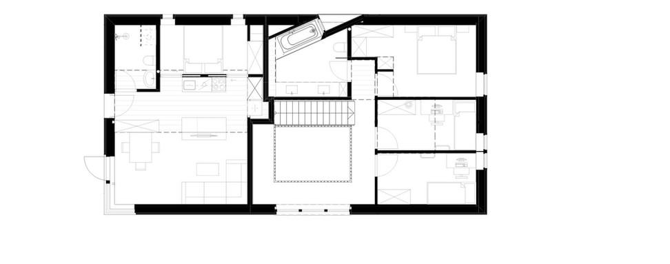 Plan - 2nd floor