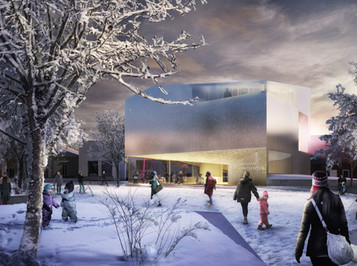 AKERSHUS ART CENTER AND PARK ON TO NEXT PHASE