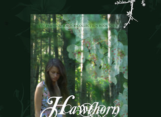 Hawthorn Cover Reveal