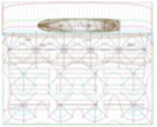 Port Lighting iluminance levels and contours Dialux