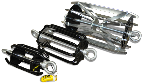 Steel, Aluminum and multi size gauges