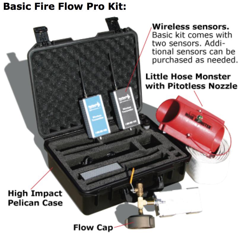 Fire Flow Kit