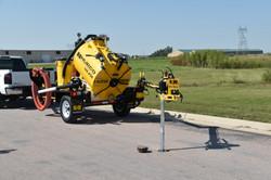 Vacuum mounted ERB800