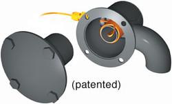Patented SuperJet muffler burns virtually 100% of the LiquiSmoke and creates a dense smoke