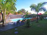st lucia lodge pool area