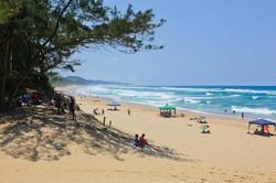 St Lucia Lodge Cape Vidal Beach