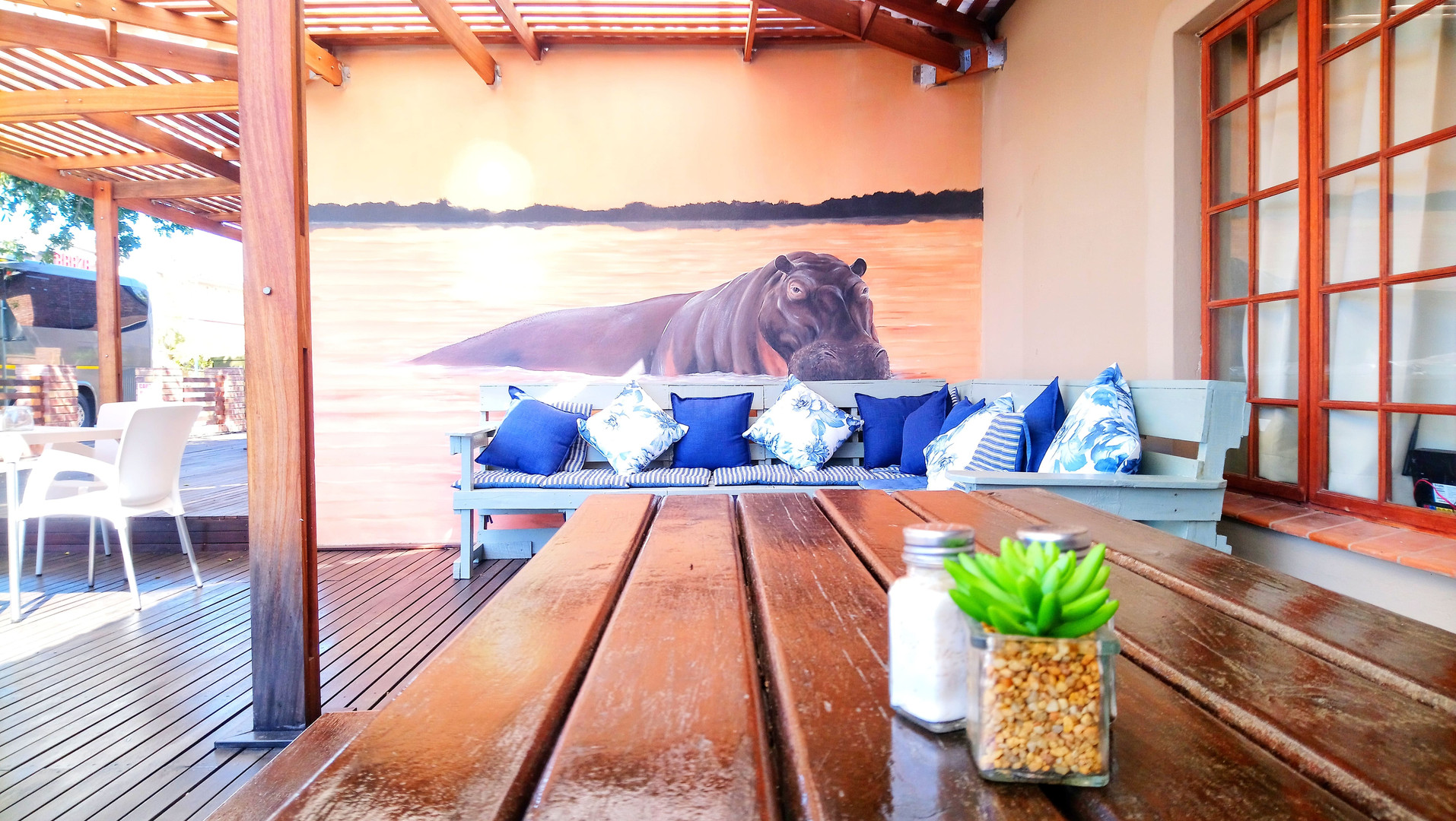 Hippo Lodge St Lucia South Africa
