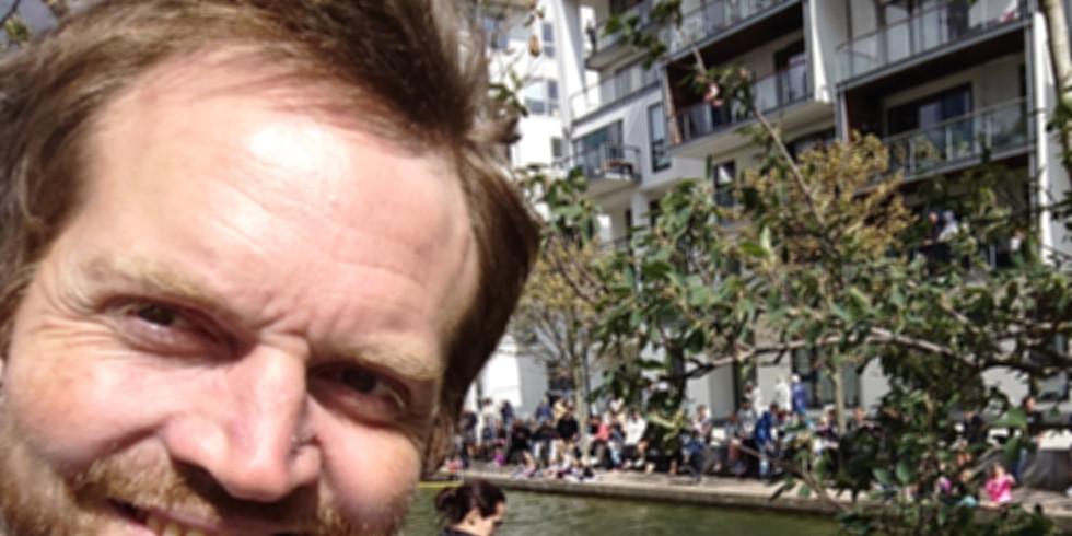 Afskedsreception for formand Ulrik, mød bestyrelsen og lidt sommerfest