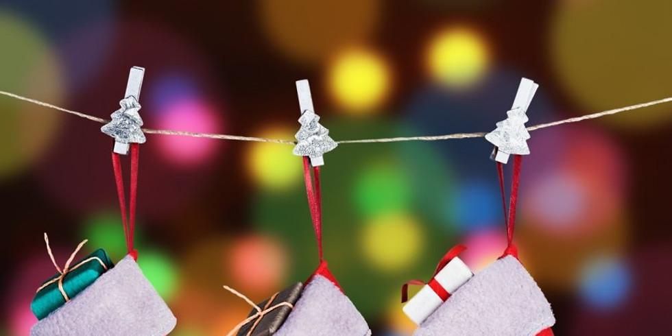 Årlige Juleklip- og julehygge-eftermiddag/CHRISTMAS PARTY