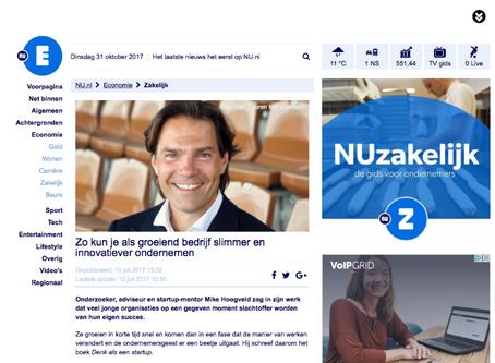 Interview met nu.nl