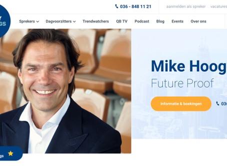 Spreker over 'future proof'