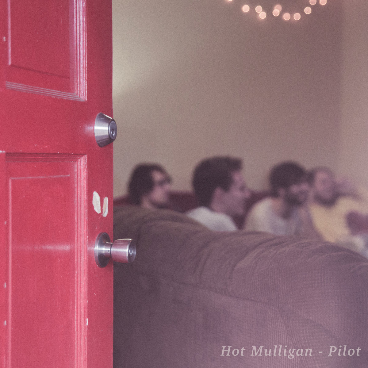 Hot Mulligan-Pilot (LP Artwork)