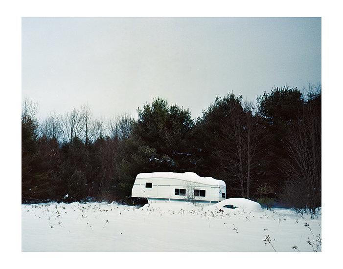 Silent Snow Print