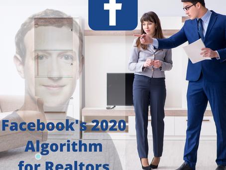 Realtors, it's Time to Talk Algorithms!