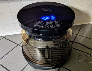 Product Review NuWave Primo Oven