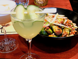 Cocktails in Windsor Colorado Girls Night Singles Bar