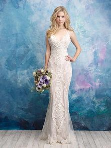 Allure Wedding Dress Belvieu Bridal Texas
