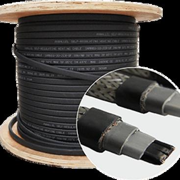 Экранированный кабель для обогрева водостоков,труб, резервуаров, площадей
