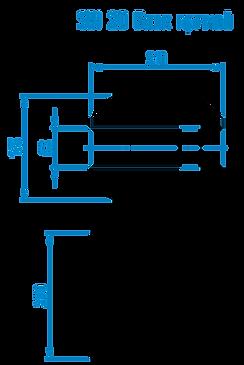Блок прямой цокольной системы.png