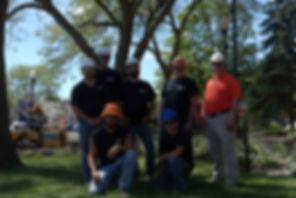 Evans Tree Care Staff