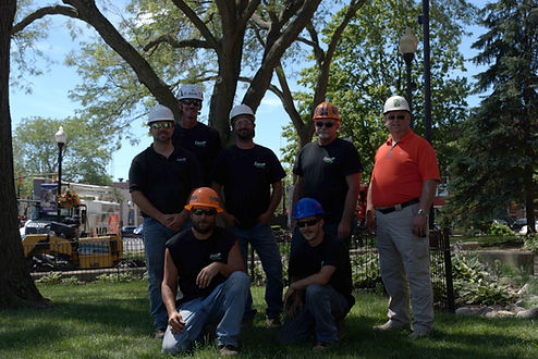 Evans Tree Care Staff