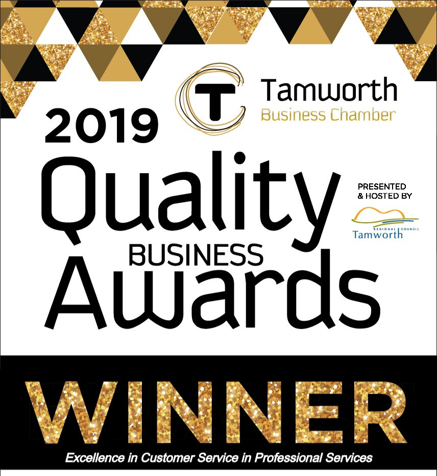 Rebel Heart Photography Tamworth Quality Business Awards Winner
