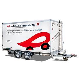 Mobile Heizzentrale MHZ 280