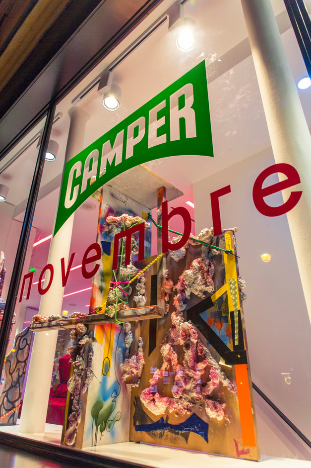 Novembre Magazine Issue 12 launch at Camper Lab_Antoine_Guilloteau