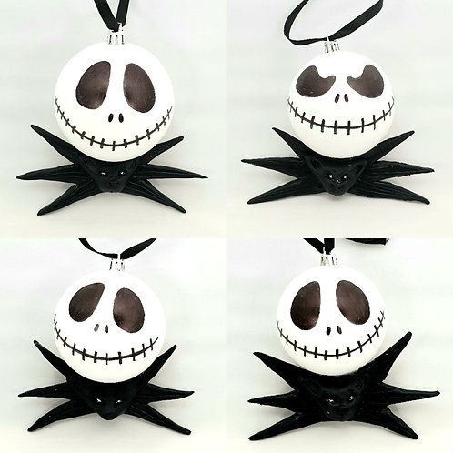 Skeleton Baubles Large & Medium