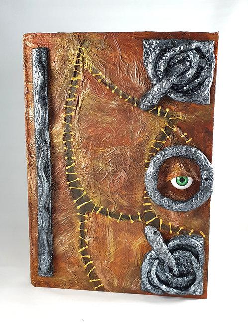 Grimoire Sketch Book & Hideaway Book
