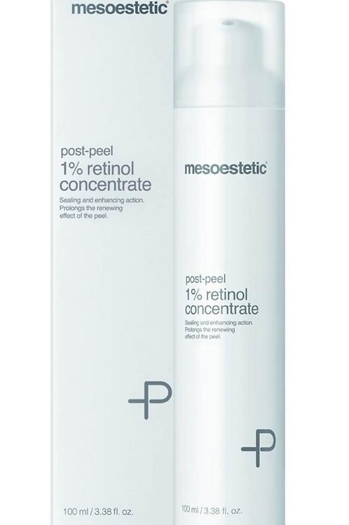 mesoestetic Post-Peel 1% Retinol Concentrate 100ml